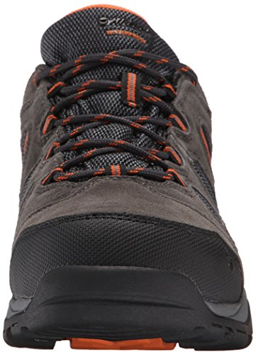 cheap shop offer outlet 100% original Hi-Tec Men's Bandera II Low Waterproof Hiking Shoe Charcoal/Graphite/Burnt Orange sale the cheapest clearance pay with visa k4pGeGooF