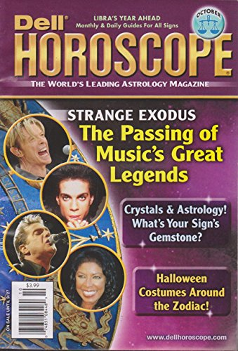 Dell Horoscope Magazine October 2016