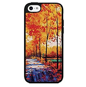 Fall Art Hard Snap on Phone Case (iPhone 5c)