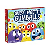 Peaceable Kingdom Guess It, Get It, Gumballs - Cooperative Game of Faces and Feelings for Kids