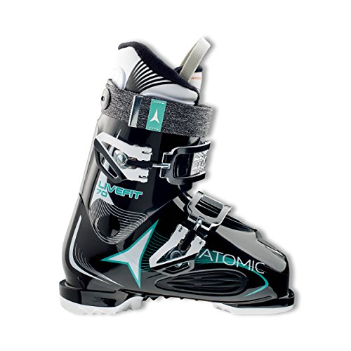 Atomic Live Fit 70 Ski Boots Womens Sz 6 (23) (Best At Ski Boots)