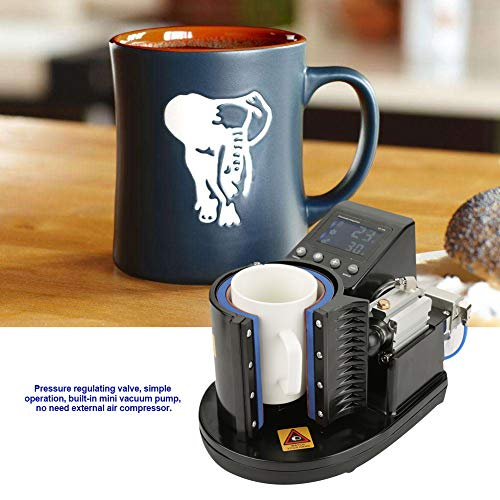 Which are the best mug press machine 110v available in 2019?