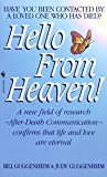 Is there life after death?Will we be reunited with our deceased loved ones when we die?Can they communicate with us now?Hello From Heaven! is the first complete study of an exciting new field of research called After-Death Communication, or ADC. This...