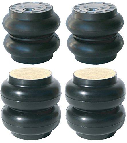 Slam Specialties RE-5 / RE-6 Air Bags Springs 200 PSI Custom Suspension 4 Pack (Lowrider Suspension)