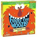 Peaceable Kingdom / Feed the Woozle Preschool Skills Builder Game