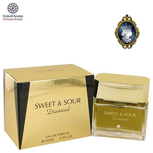 3oz Parfum Perfume 100ml 3 Linn De Sour Women Spray Sweet Eau Diamond Young amp; vpAxfa