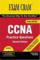 CCNA Practice Questions [With CDROM] (Exam Cram (Pearson))
