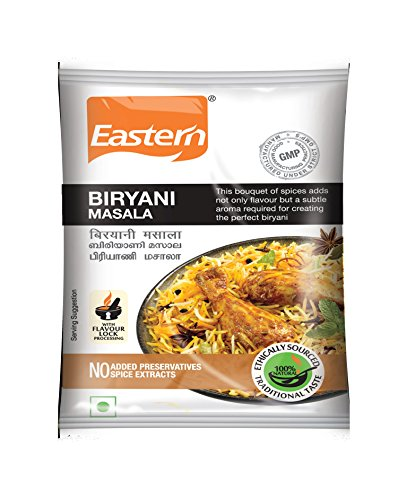 Eastern Biriyani Masala Powder 100g/3.5oz 100% Natural