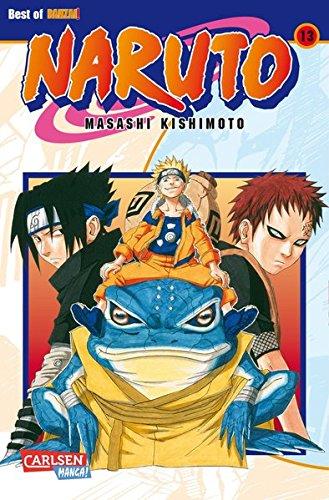 Naruto, Band 13