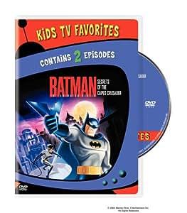 Batman The Animated Series - Secrets of the Caped Crusader, Vol. 1 (Kids TV Favorites)