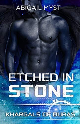 Etched in Stone (Khargals of Duras) [Myst, Abigail] (Tapa Blanda)