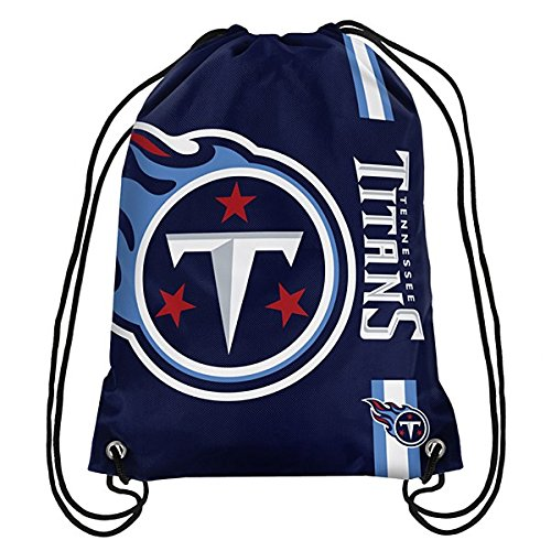 Tennessee String (Tennessee Titans Big Logo Drawstring Backpack)