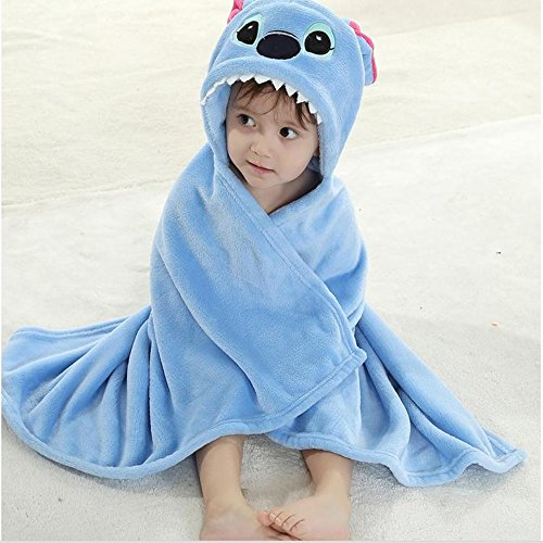 Bath Beach TowelVSOAIR Kids Baby Boys Girls Bath Towels with Animal Ultra soft Blanket 0 7 Years Old