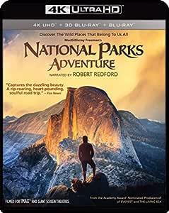 IMAX: National Parks Adventure (4K UHD & Bluray) [Blu-ray]