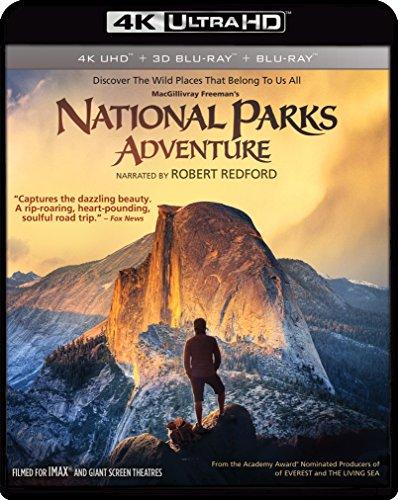 Imax  National Parks Adventure  4K Uhd   Bluray   Blu Ray