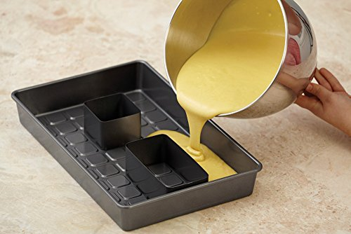 wilton countless celebrations cake pan instructions