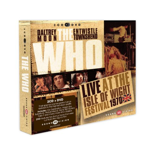 Free Live At The Isle Of Wight Festival 1970 - The Who