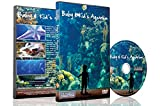 Aquarium DVD For your Home - Baby and Kids Aquarium TV - for Child's Sleep Aid also Entertain Children with Sea Horse,Clown Fish,Jelly Fish,Gold Fish and Much More
