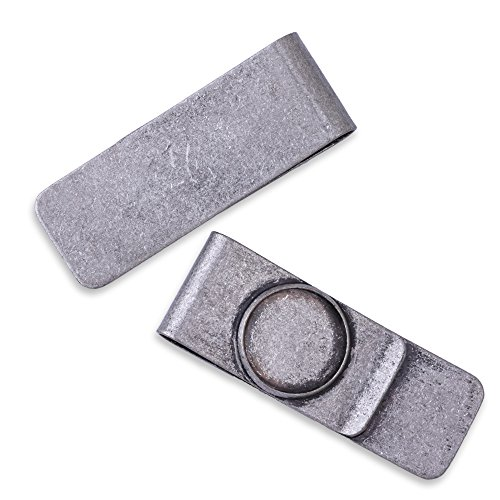 5pcs Stainless Steel money clip with