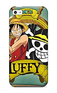 TYH - Durable Defender Case For Iphone 6 plus 5.5 Tpu Cover(luffy) phone case