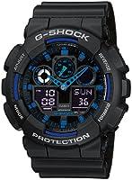 Reloj Casio G-Shock para Hombre GA-100-1A2ER