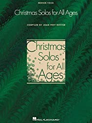 Christmas Solos for All Ages