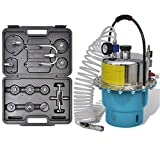 YOLO Stores - ABS System Compatible Pneumatic Tool Air Pressure Kit Brake and Clutch Bleeder Valve System Set Portable