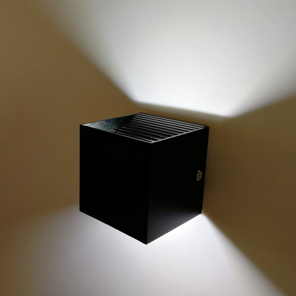 Luz Interior de 12W Moderna Lámpara de Pared Apliques de LED b6yfg7