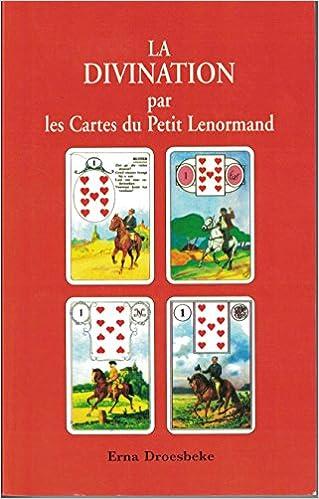 Livre gratuits Divination par les cartes du petit lenormand, la pdf