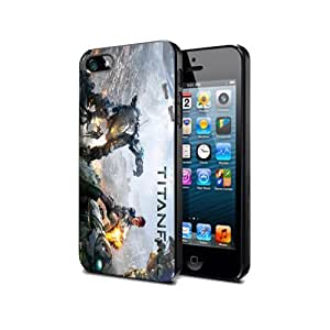 Titanfall Game Case For Samsung Alpha Hard Plastic Cover Case Ntf06