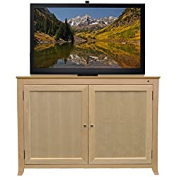 """Touchstone Home Products Monterey 70156 Unfinished TV Lift Cabinet for for 60"""" Flat screen TVs"""
