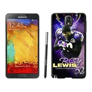 NFL Baltimore Ravens Samsung Galalxy Note 3 Case 81 NFLSGN3CASES1577
