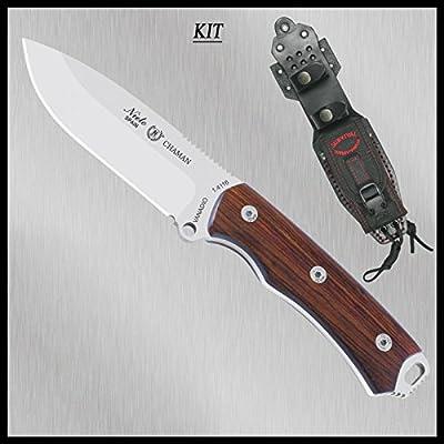 Cuchillo Miguel Nieto Chaman Kit Cocobolo 140-CK ...