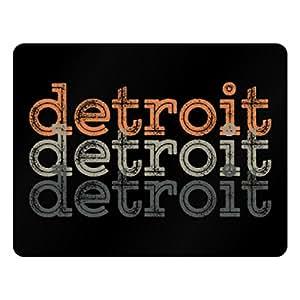 Idakoos Detroit repeat retro - US Cities - Plastic Acrylic