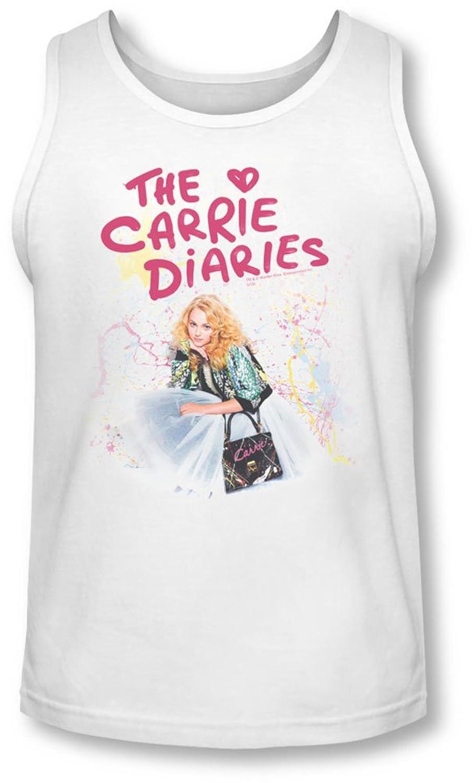 Carrie Diaries - Mens Crouching Tank-Top