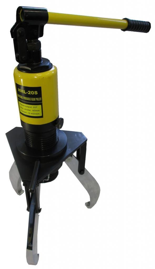 Hydraulic Gear Puller with Locking Nut Bearing Wheel Pulling (20 tons) L-20S