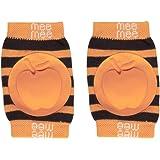 Mee Mee Soft Baby Knee Elbow Pads, Orange