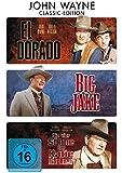 El Dorado / Big Jake / Die vier Söhne der Katie Elder [3 DVDs]
