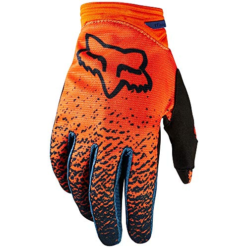Fox Racing 2018 Womens Dirtpaw Gloves-Grey/Orange-S