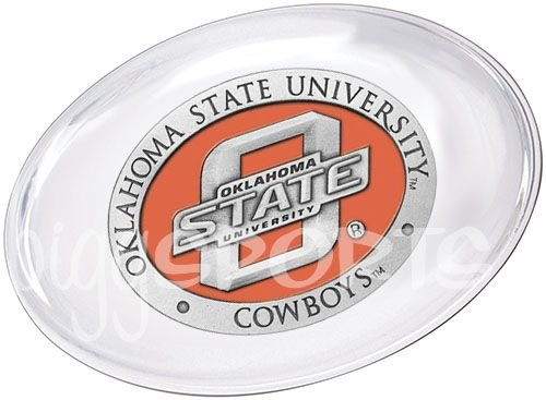Oklahoma State Cowboys Paperweight Set