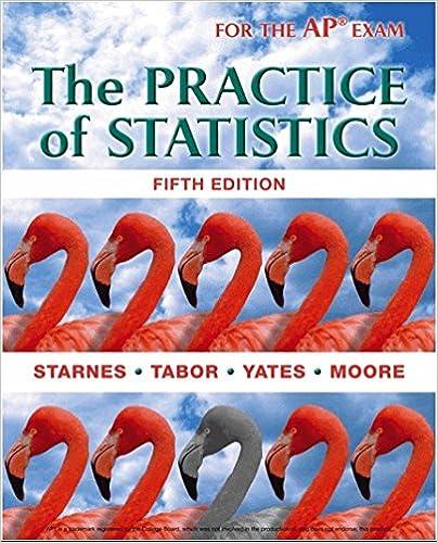 The Basic Practice Of Statistics For AP 5 Daren S Starnes