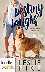 St. Helena Vineyard Series: Destiny Laughs (Kindle Worlds Novella) (Santini Series Book 1)