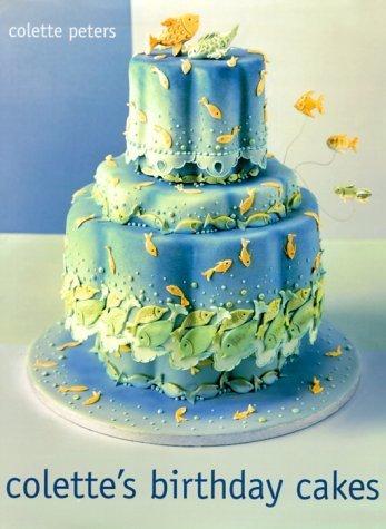 Colette's Birthday Cakes ( Hardcover )