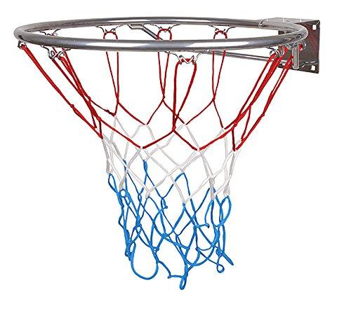 KIMET Hang Ring Basket CANESTRO DA BASKET CON Ring & cestino con alimentazione per bambini 45cm