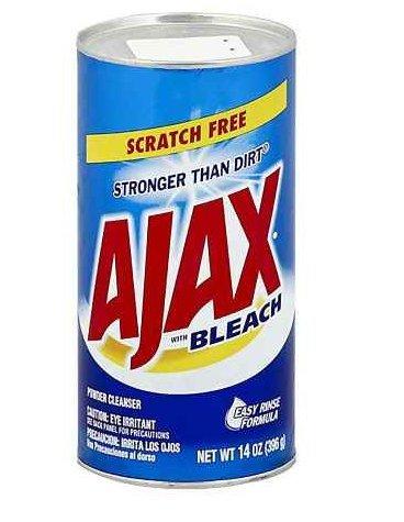 簡単です。 Ajax パウダークリーナー 14.0オンス (1パック)   B07B9LX5P8