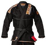 Tatami Estilo 4.0 Jiu Jitsu Gi - Black - A4