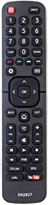ALLIMITY EN2B27 Replace Remote Control for HISENSE TV 40K321UW 50K321UW 55K321UW 58K321UW 58K322UW 65K321UW 58K700UWD 75K700UWD