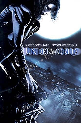"Posters USA - Underworld Movie Poster GLOSSY FINISH - MOV373 (24"" x 36"" (61cm x 91.5cm))"