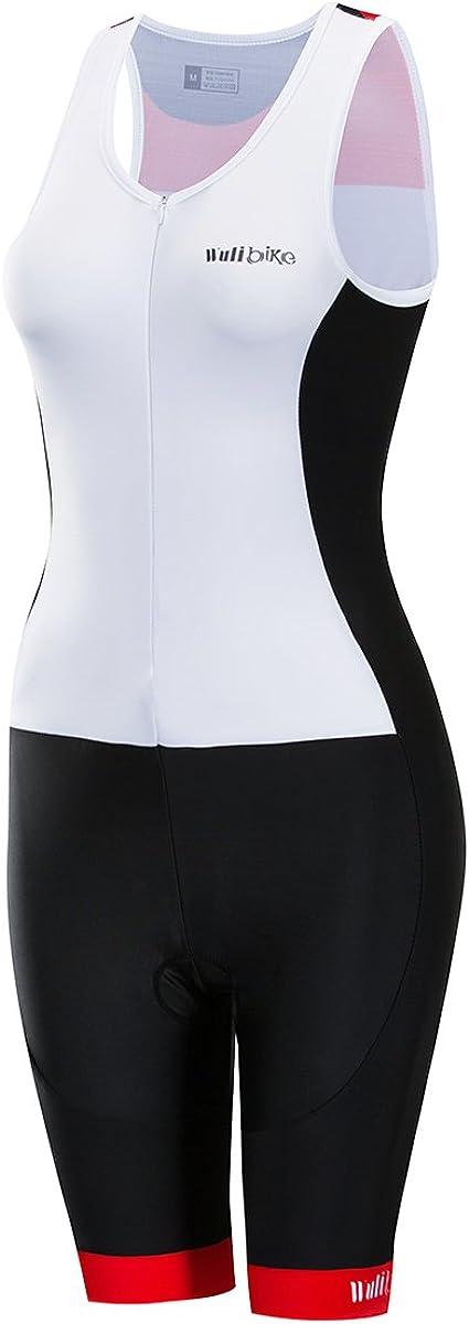 Lo.gas Women's Triathlon Trisuit Sleeved Sleeveless Skinsuit