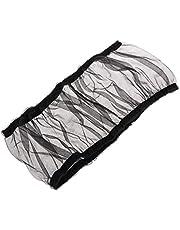 Poity Nylon Mesh Bird Seed Catcher Guard Net Cover Shell Skirt Traps Cage Basket S M L